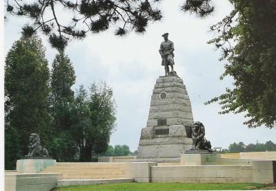51st Highland Division Monument, Beaumont Hamel