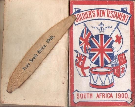 Soldier's New Testament 1900