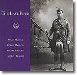 The Last Piper CD